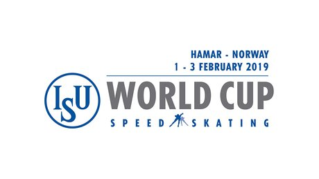 ISU World Cup Speedskating #5 logo